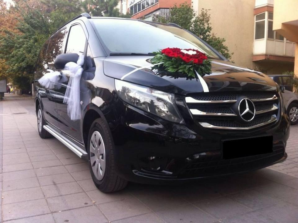 VIP Düğün Arabası Hizmeti